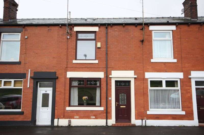 3 Bedrooms Terraced House for sale in GREENBANK ROAD, Syke, Rochdale OL12 0EN