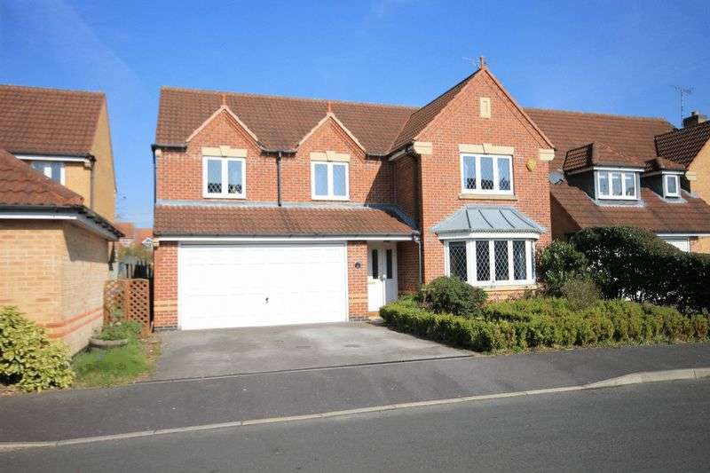 5 Bedrooms Detached House for sale in CROWN WAY, CHELLASTON