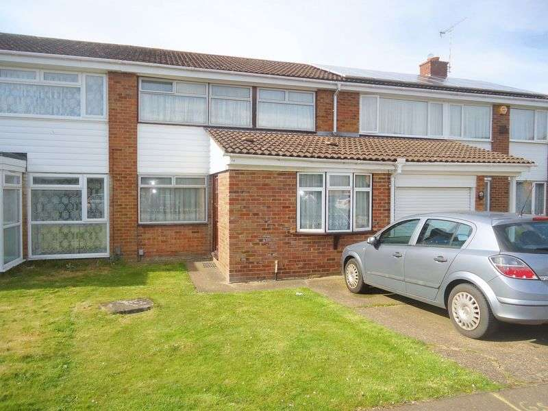4 Bedrooms Terraced House for sale in Perry Green, Hemel Hempstead