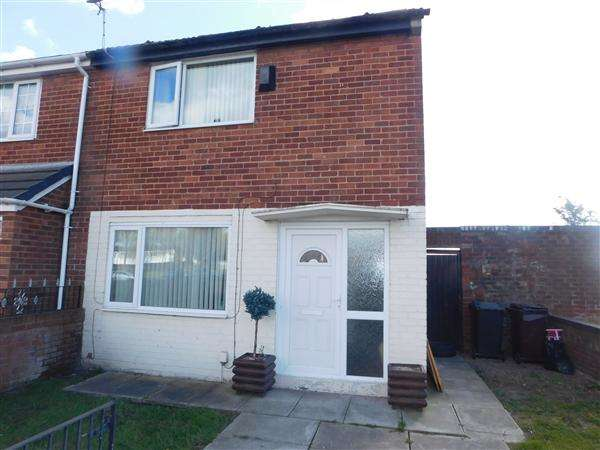 2 Bedrooms End Of Terrace House for sale in Haweswater Close, Kirkby, Liverpool
