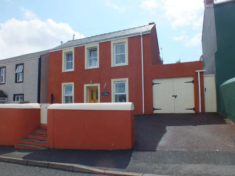 3 Bedrooms Detached House for sale in Lower Hill Street, Hakin, Milford Haven
