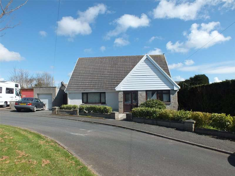 4 Bedrooms Detached House for sale in Bunkers Hill, Milford Haven, Pembrokeshire