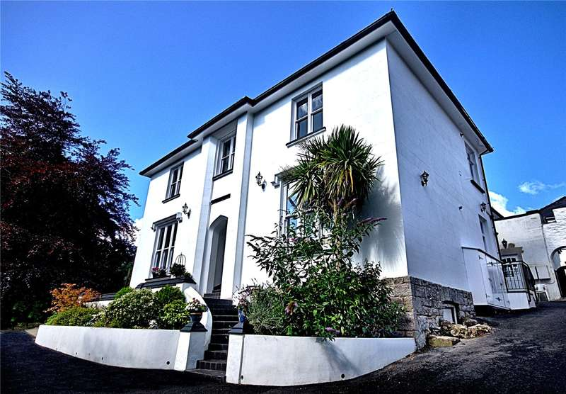 3 Bedrooms Flat for sale in Apartment 1, St. Marys House, St. Marys Hill, Heywood Lane