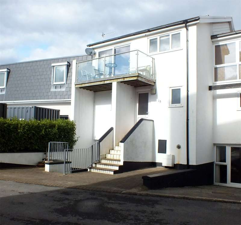 3 Bedrooms End Of Terrace House for sale in Captains Walk, Saundersfoot, Pembrokeshire