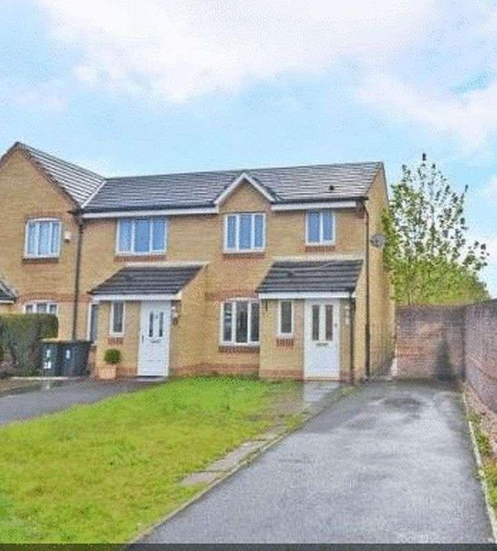 3 Bedrooms Terraced House for sale in Viscount Evan Drive, Newport