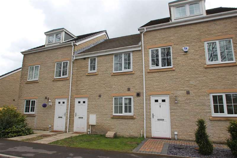 3 Bedrooms Terraced House for sale in Meadowfield, Burnhope, County Durham