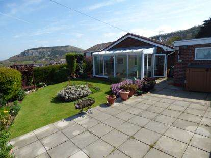 2 Bedrooms Bungalow for sale in Bron Wern, Llanddulas, Abergele, Conwy, LL22