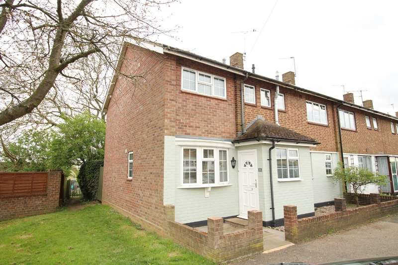 3 Bedrooms End Of Terrace House for sale in Bennetts End, Hemel Hempstead