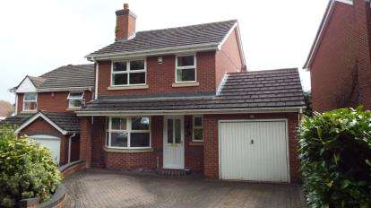 3 Bedrooms Detached House for sale in Bridle Grove, West Bromwich, West Midlands