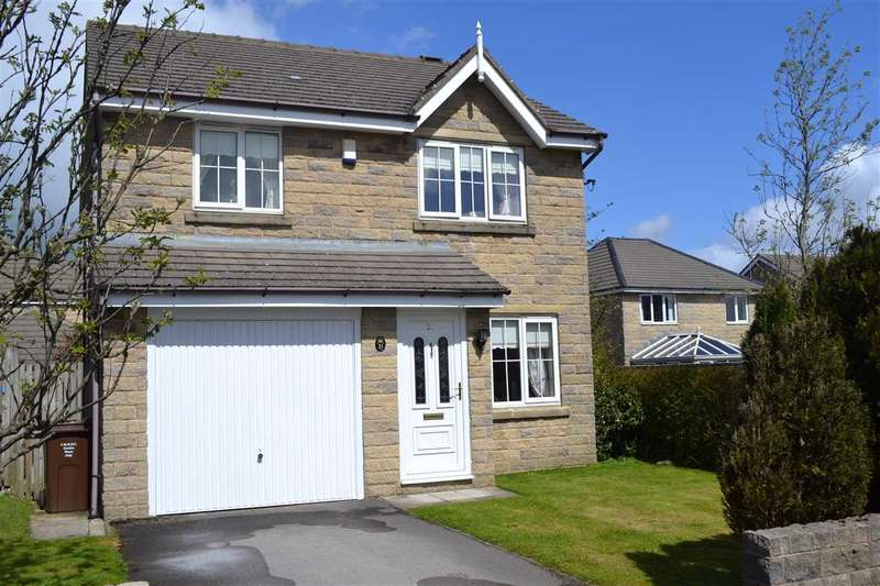 4 Bedrooms Detached House for sale in Oakhall Park, Thornton, Bradford
