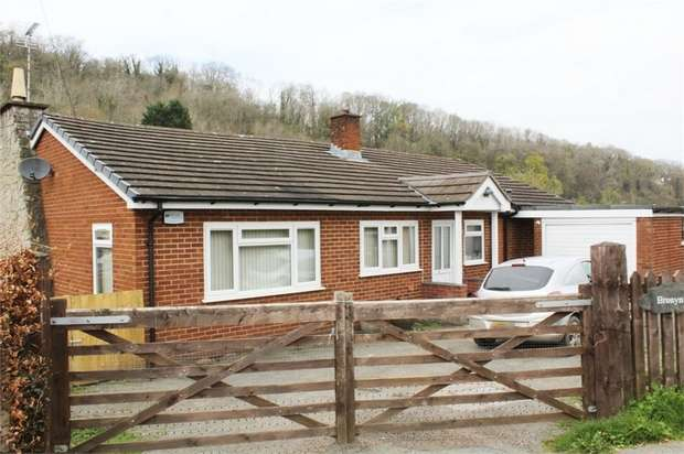 3 Bedrooms Detached Bungalow for sale in Penygarreg Lane, Pant, Oswestry, Shropshire