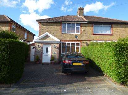 3 Bedrooms Semi Detached House for sale in Deansway, London