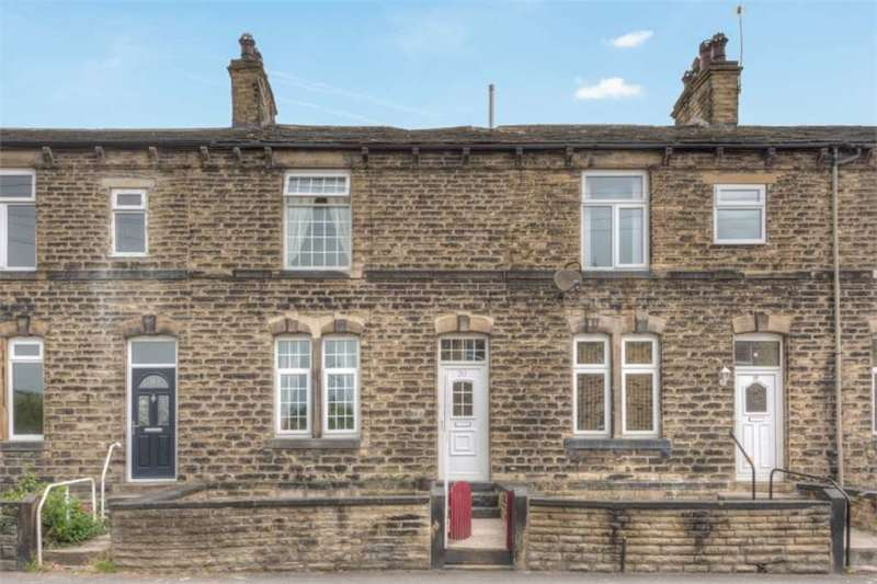 2 Bedrooms Terraced House for sale in Thornton Road, Dewsbury