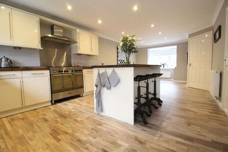 4 Bedrooms Detached House for sale in St Aloysius View, Hebburn