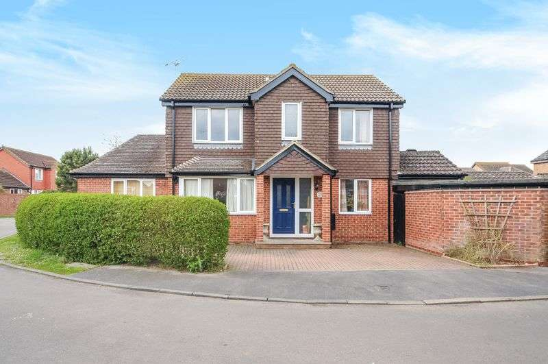 4 Bedrooms Detached House for sale in Blenheim Gardens, Wantage