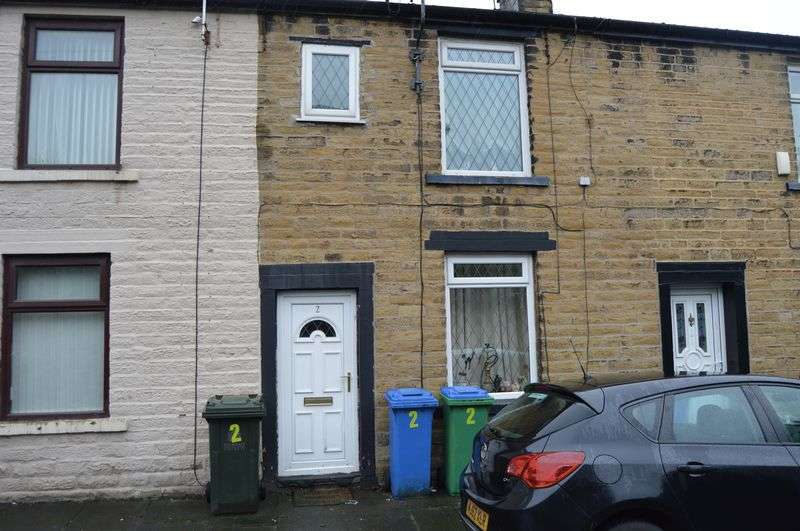 2 Bedrooms Terraced House for sale in Major Street, Rochdale
