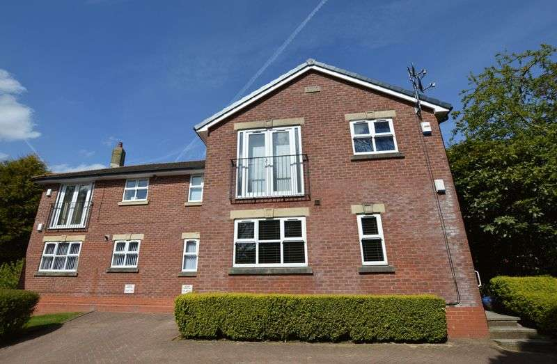 2 Bedrooms Flat for sale in Millbank Gardens, Smithills, Bolton
