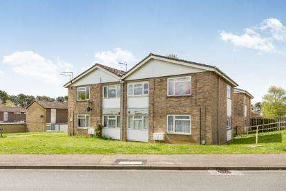 1 Bedroom Flat for sale in Churchill Avenue, Northampton, Northamptonshire, Northants