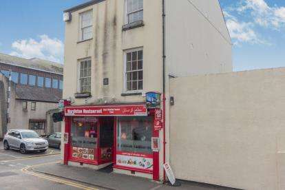 House for sale in High Street, Bangor, Gwynedd, LL57