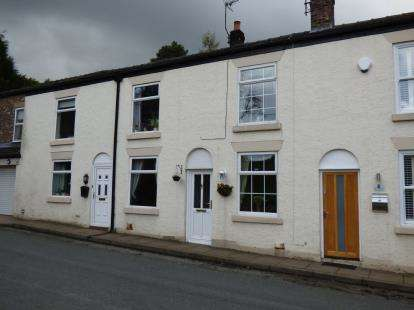 2 Bedrooms Terraced House for sale in Dyehouse Cottage, Hollin Lane, Sutton, Macclesfield