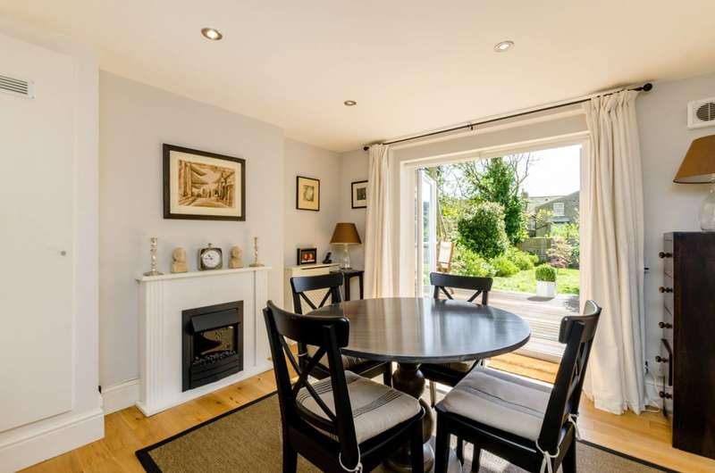 2 Bedrooms Flat for sale in Woodside, Wimbledon Park, SW19