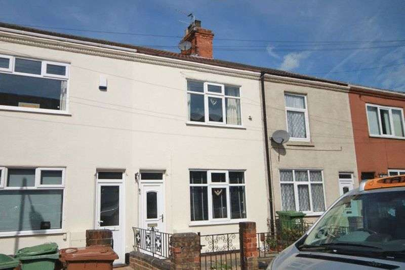 3 Bedrooms Terraced House for sale in LOVETT STREET, CLEETHORPES