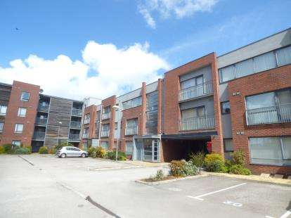 2 Bedrooms Flat for sale in Carlett View, Garston, Liverpool, Merseyside, L19