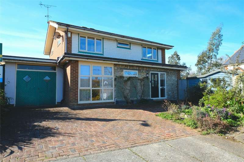 4 Bedrooms Detached House for sale in Tollgate Close, WHITSTABLE, Kent