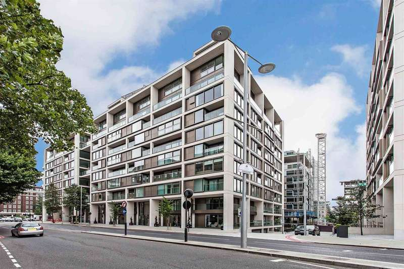 3 Bedrooms Flat for sale in Lord Kensington House, 375 Kensington High Street, Kensington, London W14