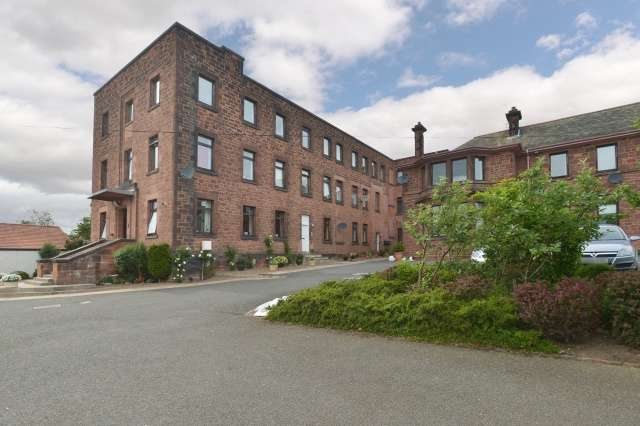 1 Bedroom Flat for sale in Haldane Avenue, Haddington, East Lothian, EH41 3PX