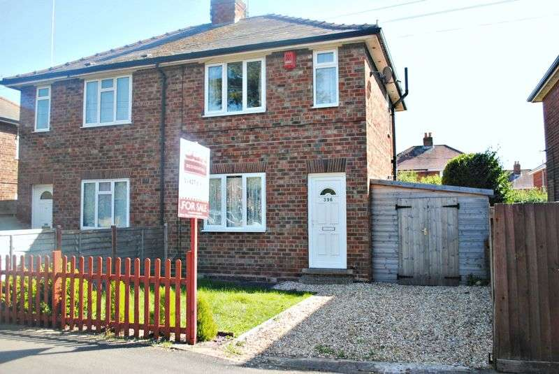 2 Bedrooms Semi Detached House for sale in Ropery Road, Gainsborough