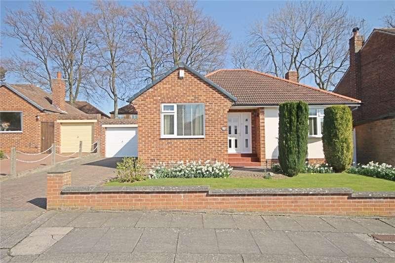 2 Bedrooms Detached Bungalow for sale in St Hild Close, Darlington, County Durham, DL3