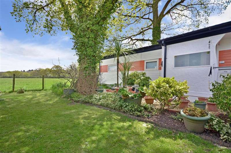 2 Bedrooms Park Home Mobile Home for sale in Broadway Park, The Causeway, Petersfield, Hampshire