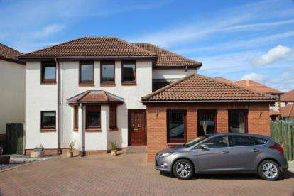 5 Bedrooms Detached House for sale in Paddockdyke, Skelmorlie