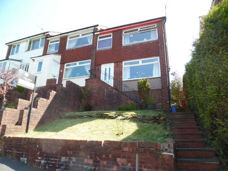 3 Bedrooms Semi Detached House for sale in Dalehead Drive, Shaw