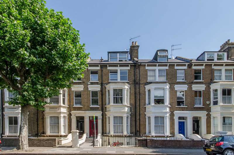 3 Bedrooms Flat for sale in Shirland Road, Maida Vale, W9