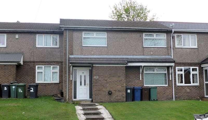 3 Bedrooms Terraced House for sale in Oak Lane, Whitefield