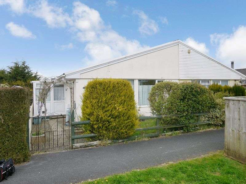 2 Bedrooms Semi Detached Bungalow for sale in Whitstone, Holsworthy