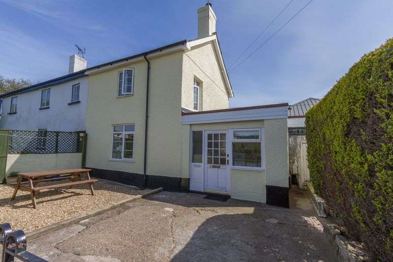 2 Bedrooms Semi Detached House for sale in Cheriton Bishop, Exeter