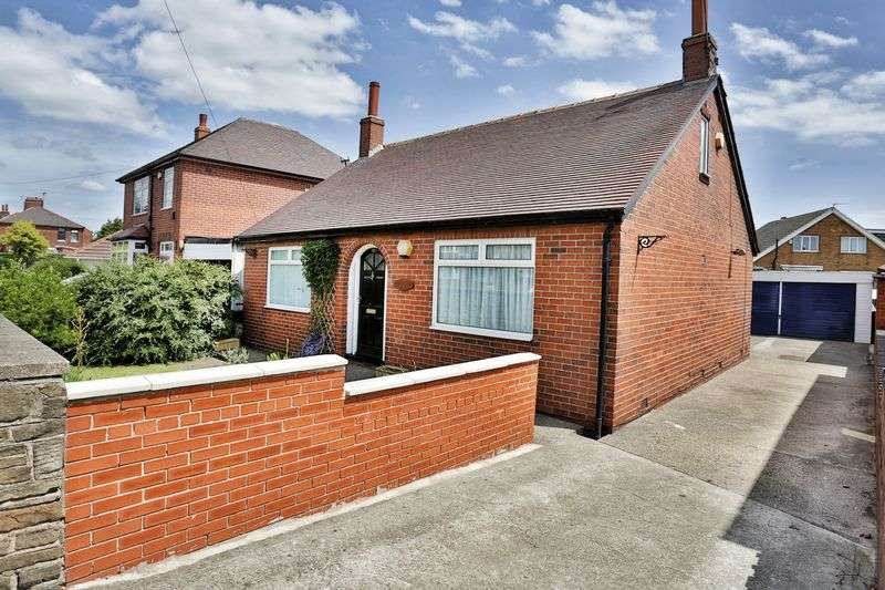 2 Bedrooms Detached Bungalow for sale in Leeds Road, Dewsbury
