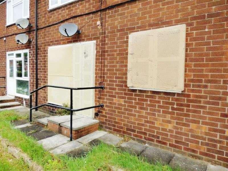 1 Bedroom Flat for sale in Exbridge Walk, Newton Heath, Manchester