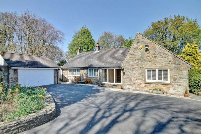 3 Bedrooms Detached Bungalow for sale in Esh Village, Durham, DH7