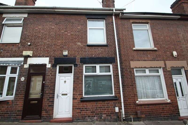 2 Bedrooms Terraced House for sale in Hollings Street, Fenton, Stoke-On-Trent