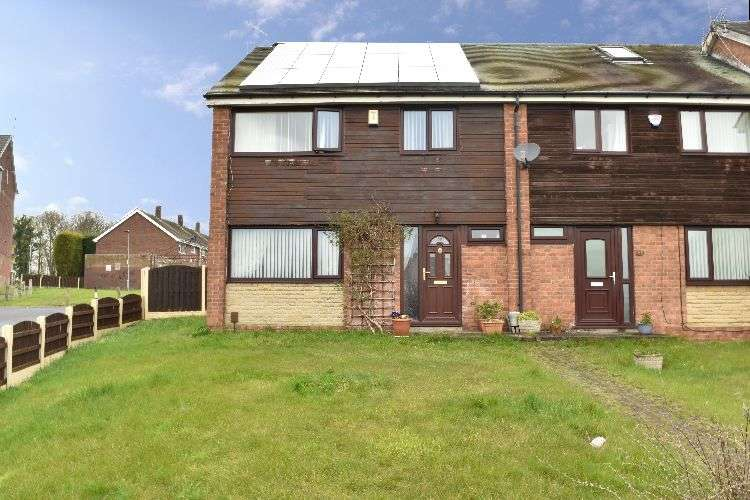 3 Bedrooms Property for sale in Lapwater Road, South Yorkshire, S61 4LS