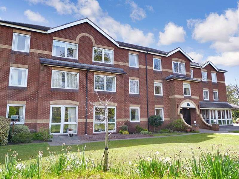 2 Bedrooms Retirement Property for sale in Homechase House, Southport, PR8 2DG