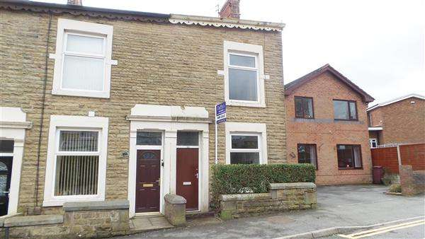 2 Bedrooms End Of Terrace House for sale in Lynwood Avenue, Darwen