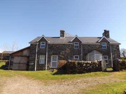 4 Bedrooms Detached House for sale in Gellilydan, Blaenau Ffestiniog, Gwynedd, LL41