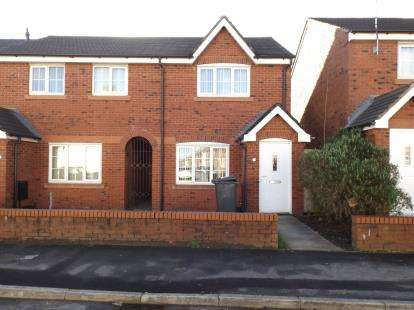 2 Bedrooms House for sale in Claude Street, Warrington, Cheshire, WA1
