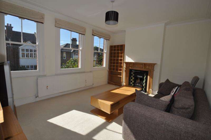 2 Bedrooms Flat for sale in Milner Road, South Wimbledon, London, SW19