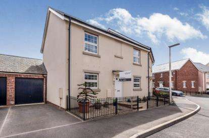 3 Bedrooms Semi Detached House for sale in Dawlish, Devon